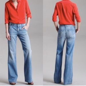 Citizens of Humanity Flaunt Wide Leg Jeans Size 25